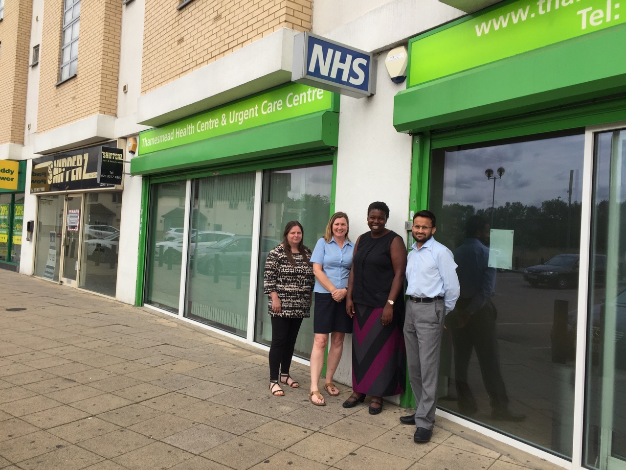 Thamesmead-Health-Centre-Training-Practice-and-NEW-Trainer