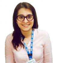 Mihaela Zahiu : Receptionist