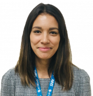 Leah Eatherton : Receptionist