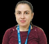 Florina Bica : Receptionist